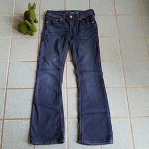 Seven 7 Dark Wash Stretch Bootcut Jeans Size 6